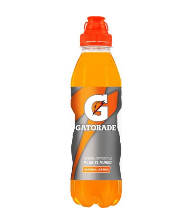 Gatorade Naranja Bebida Isotónica 500ml T
