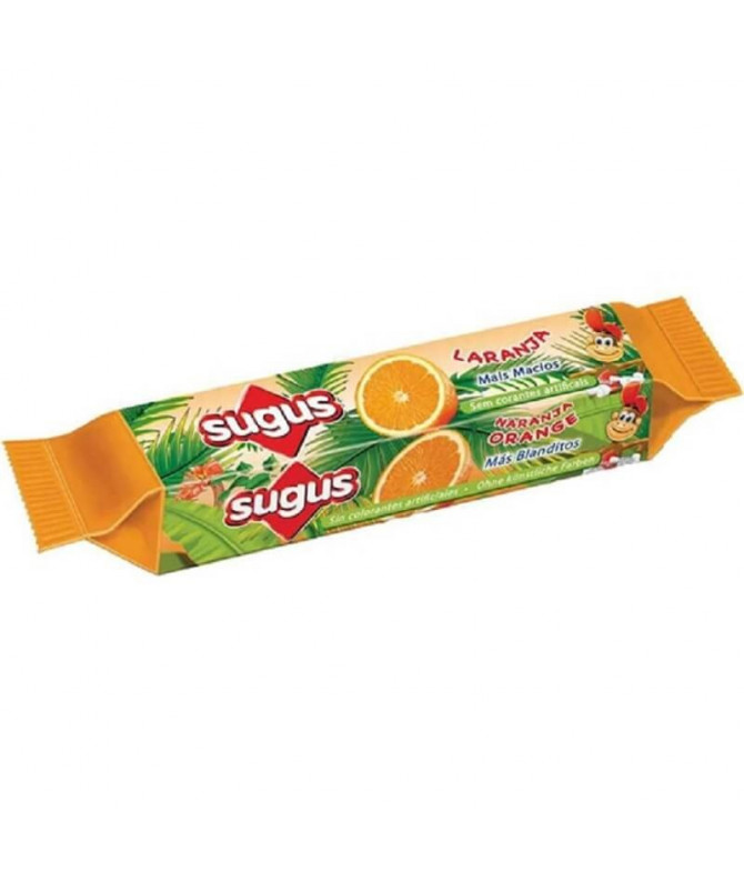 Sugus Naranja 45gr T