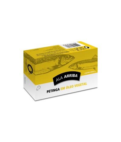 Sardinas en Aceite de Girasol Ala Arriba 120 gr