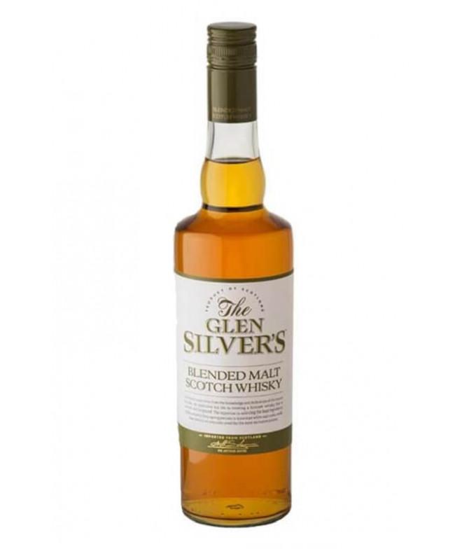 Glen Silver's Blended Malt Scotch Whisky 70cl