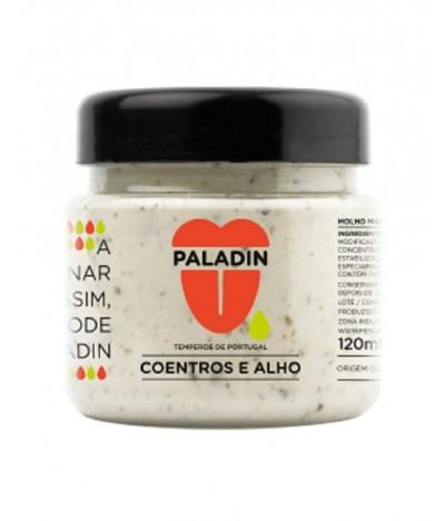 Salsa de Cilantro y Ajo Paladin 120 ml