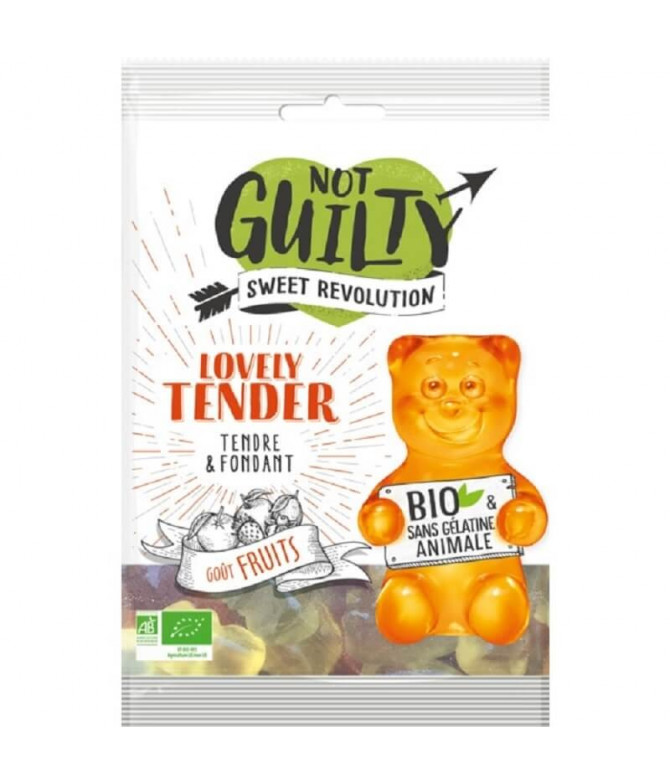 Not Guilty Gomas Ursinho BIO 100gr T