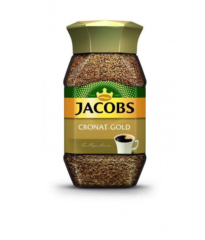 Jacobs Cronat Gold Café Solúvel 100gr