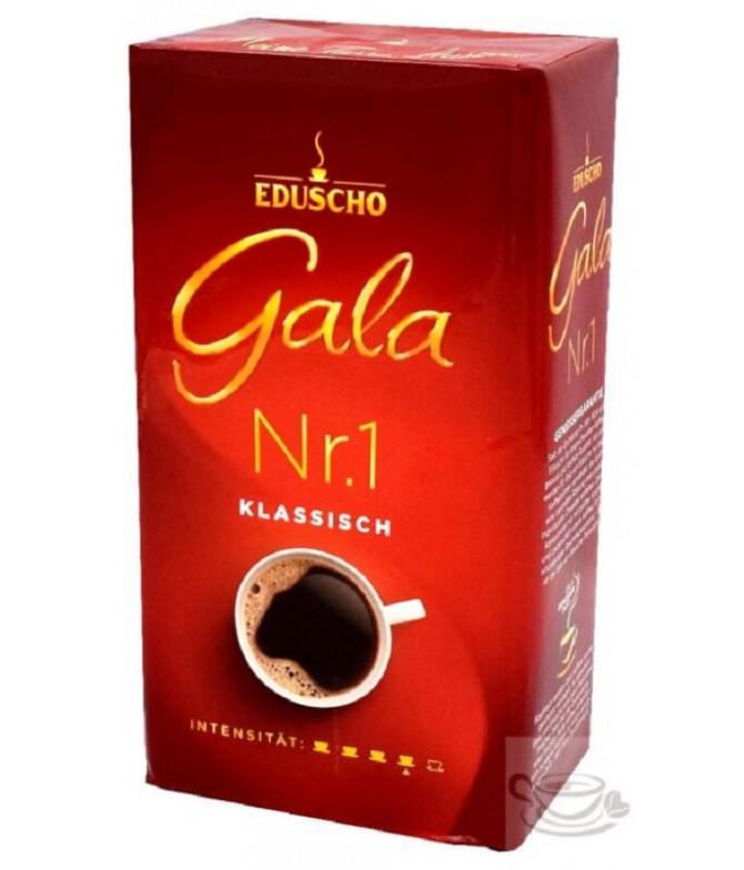 Eduscho Gala Café Molido 250gr T