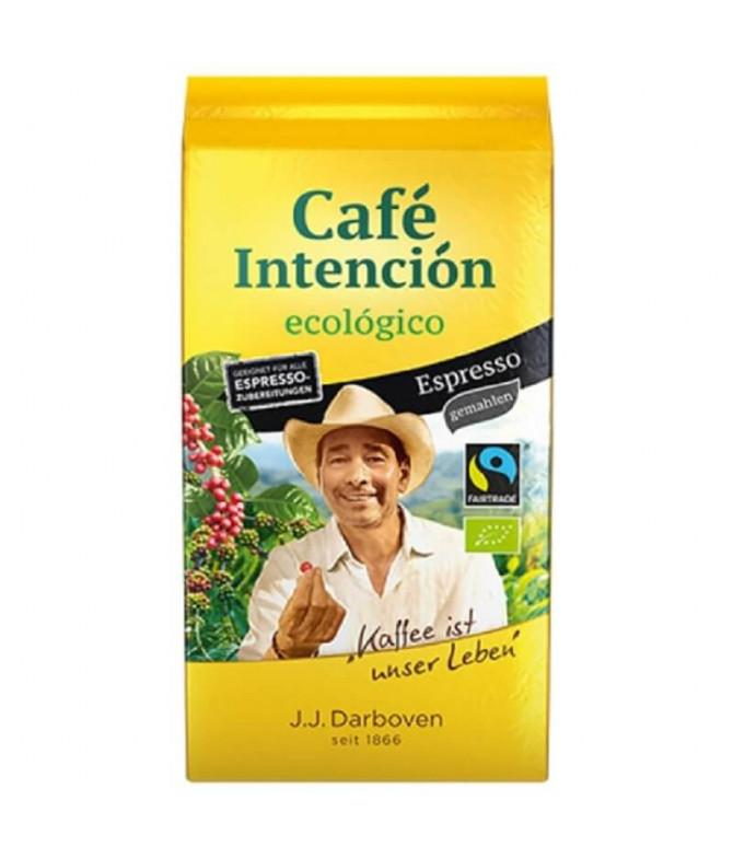 J.J Darboven Café Intención Ecológico Espresso 250gr T