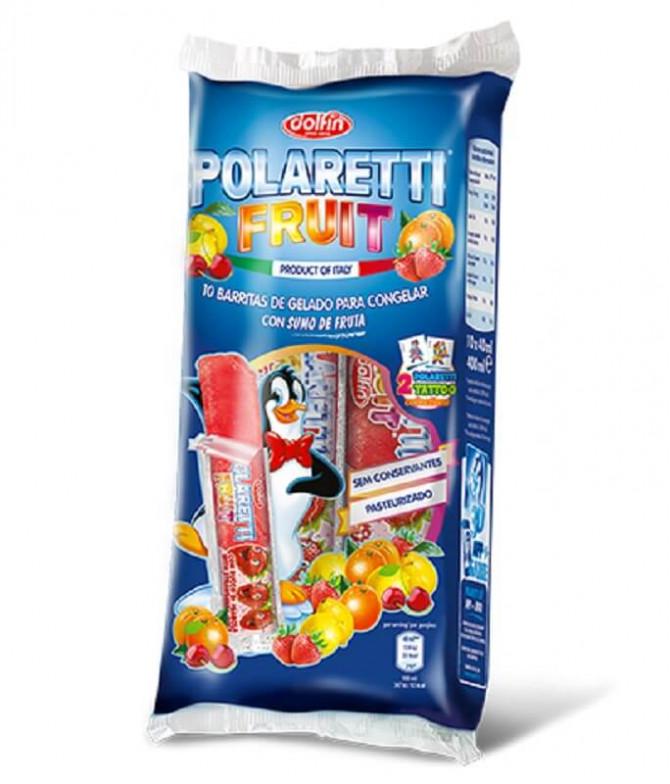 Dolfin Polaretti Fruit 10un T