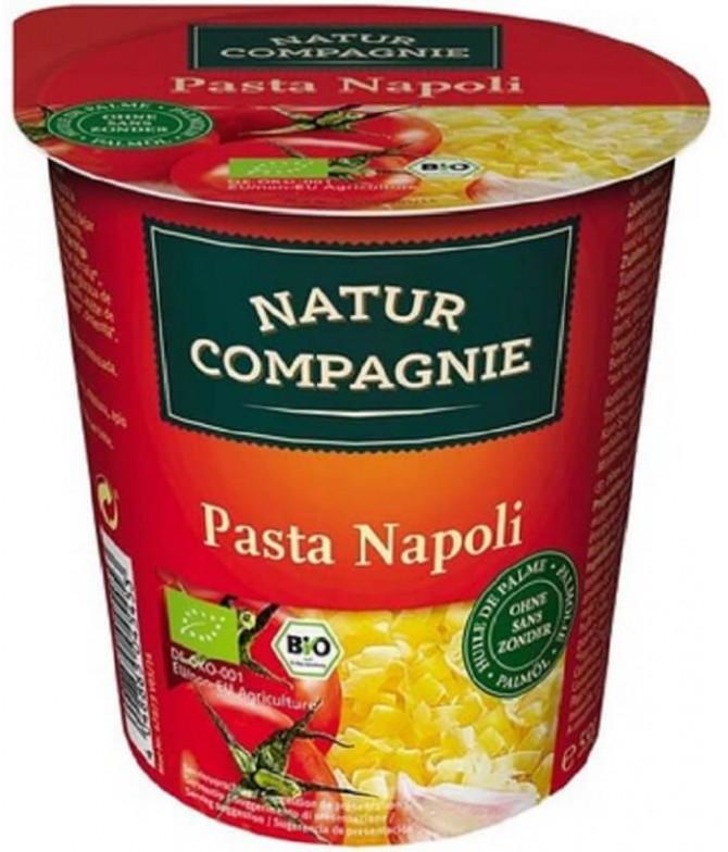 Natur Compagnie Pasta Napoli BIO 59gr T