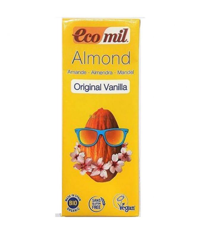 Ecomil Bebida Amêndoa Baunilha 200ml