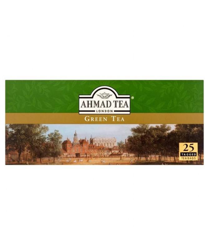 Ahmad Tea Chá Verde 25un