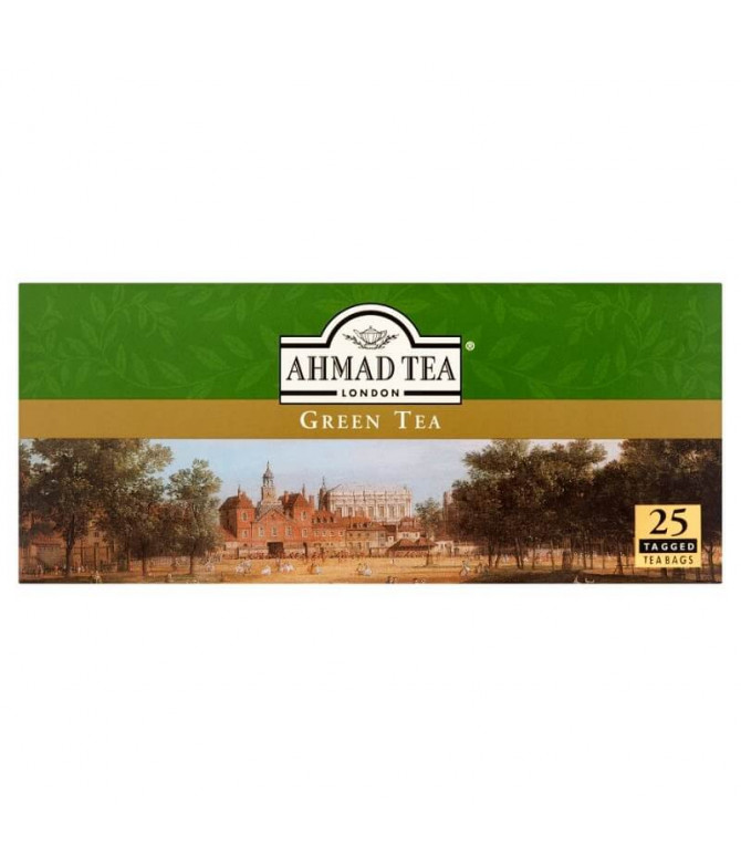 Ahmad Tea Té Verde 25un T