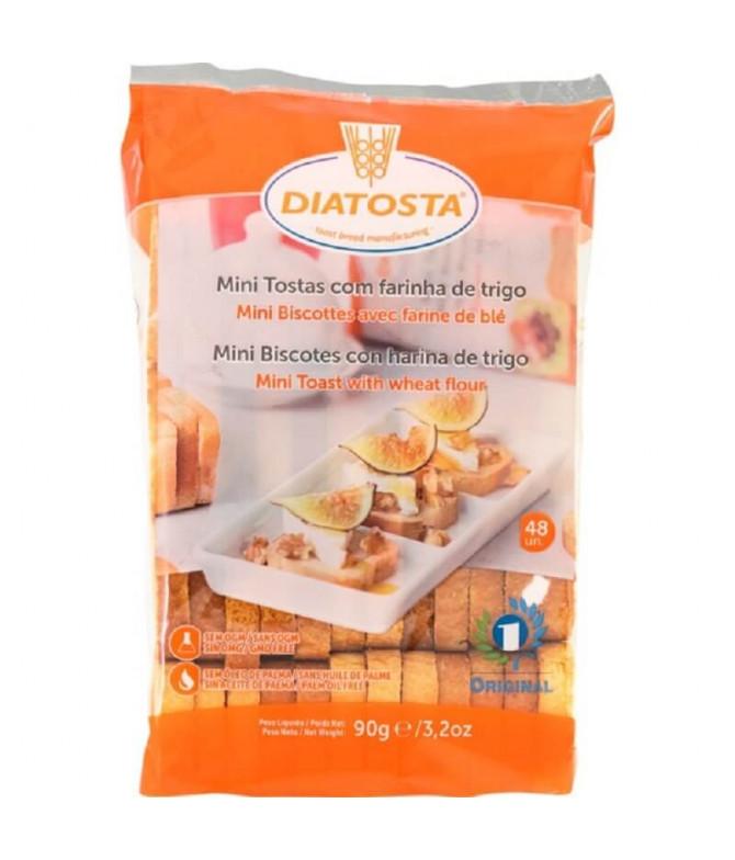 Diatosta Minigrill Mini Biscotes 90gr T