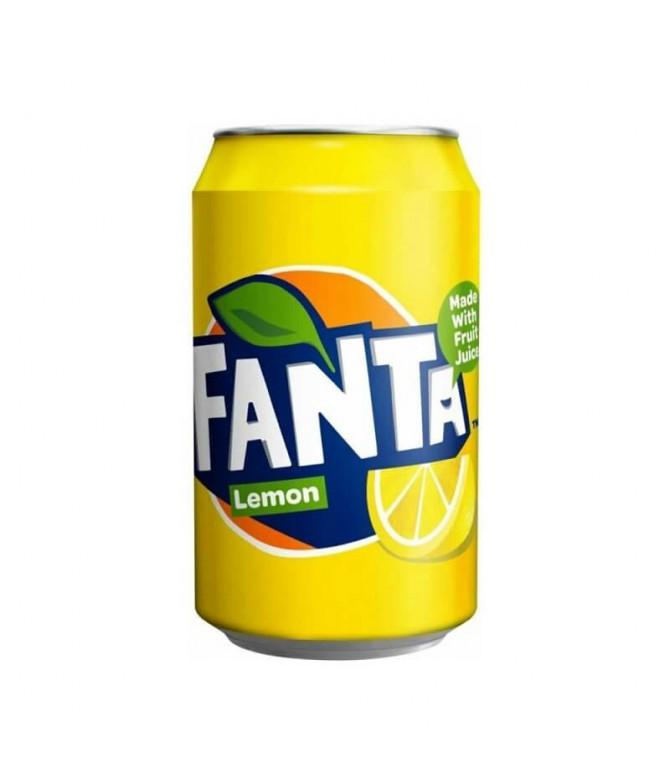 Fanta Limón 33cl T