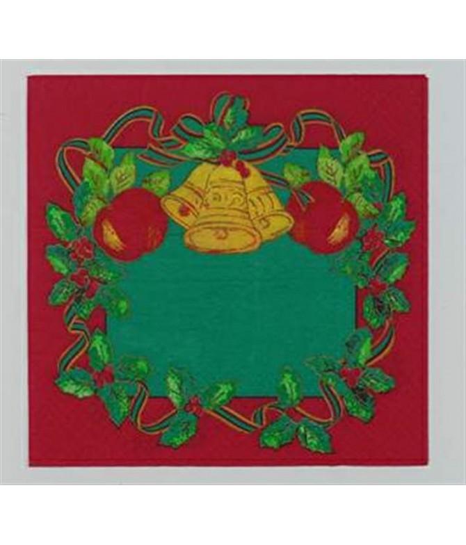 Guardanapos de Papel Christmas Fruits 33cm