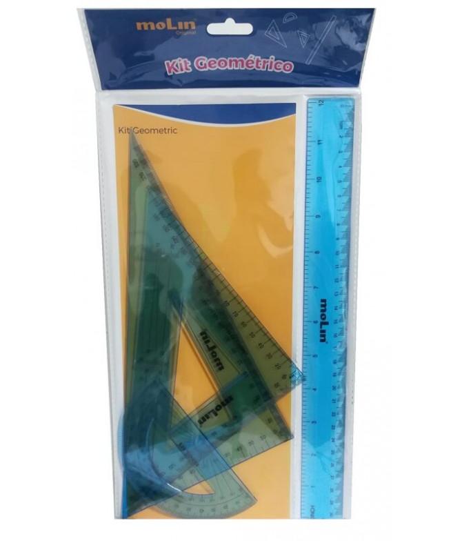 Molin Kit Geométrico 4un