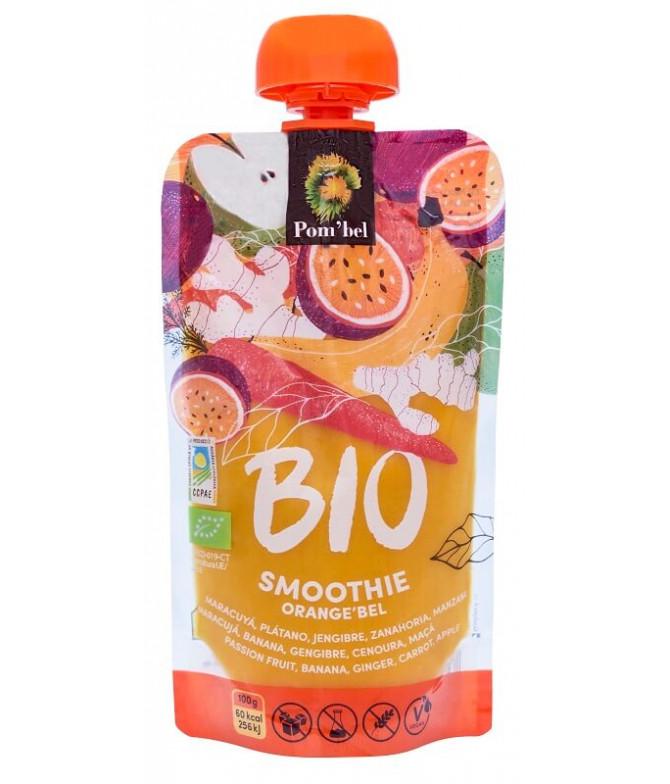 Pom'bel Smoothie Orange'bel BIO 110gr T