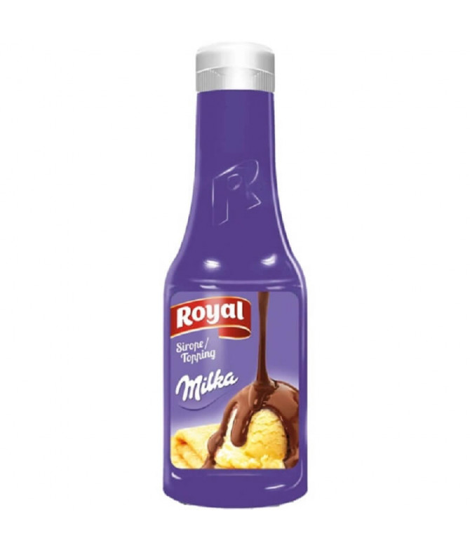 Royal Topping Milka Chocolate Leche 300gr T