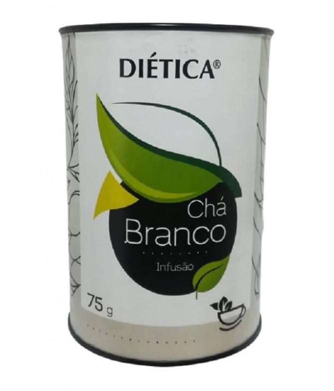 Diética Té Blanco Hoja 75gr T