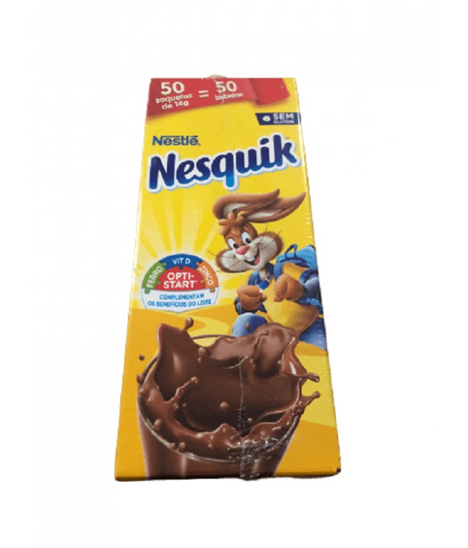 Nesquik Cacao Soluble Instantáneo 50x14gr T