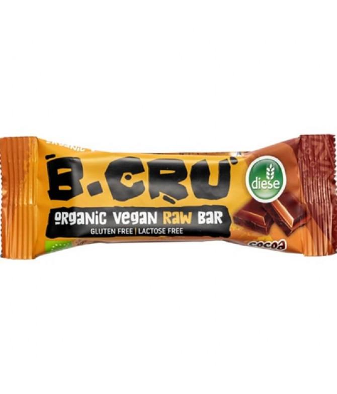 Diese Barra Crua Chocolate BIO 35gr