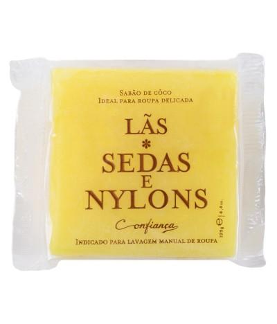 Sabão para Lã, Seda e Nylons Confiança 125gr