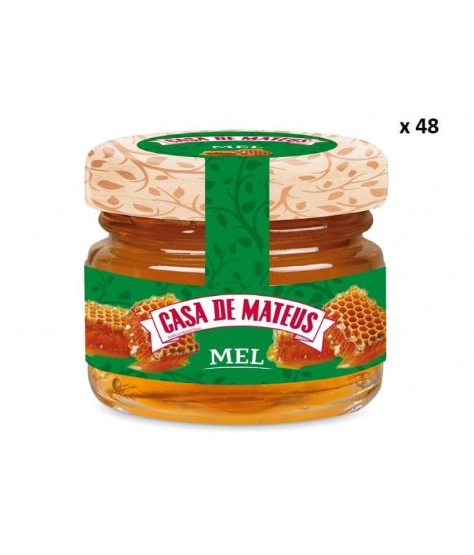 PACK 48 Casa de Mateus Miel 30gr T