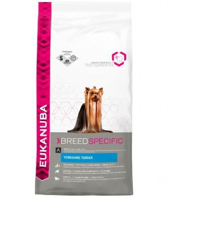 Ração para Yorkshire Terrier Adulto Breed Specific
