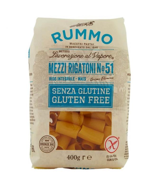 Rummo Mezzi Rigatoni Nº51 400gr