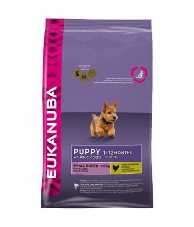 Pienso 1-12 meses Puppy Small Breed Ekanuba