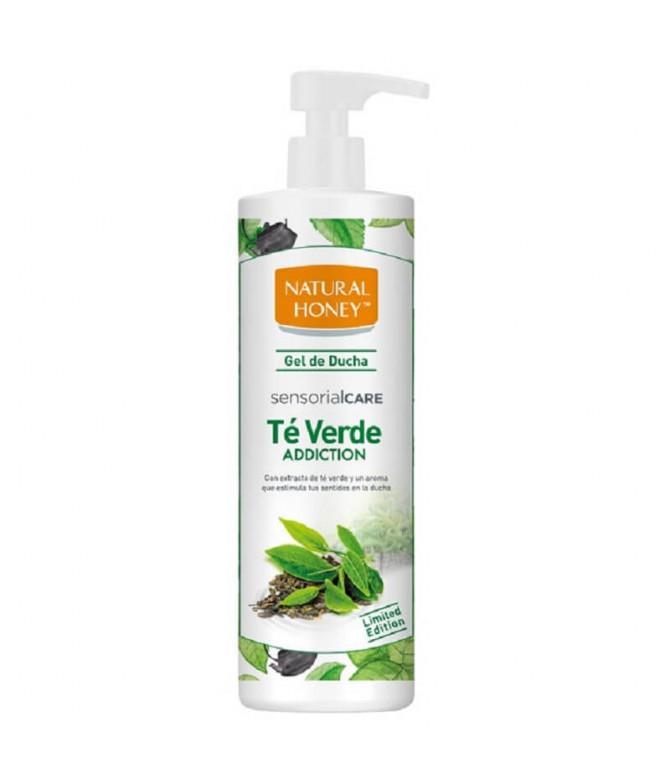 Natural Honey Gel Baño Té Verde 750ml T