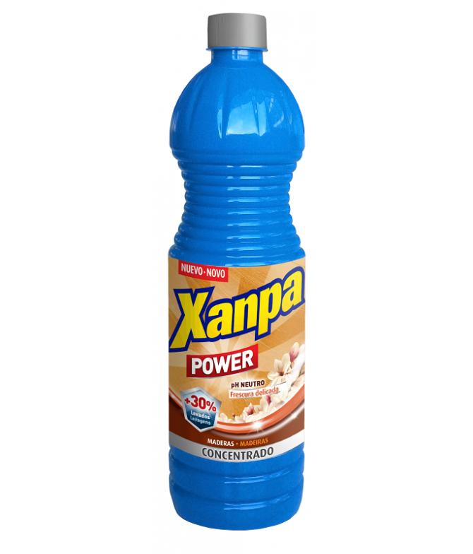 Xanpa Power Madeira Detergente Concentrado 1L