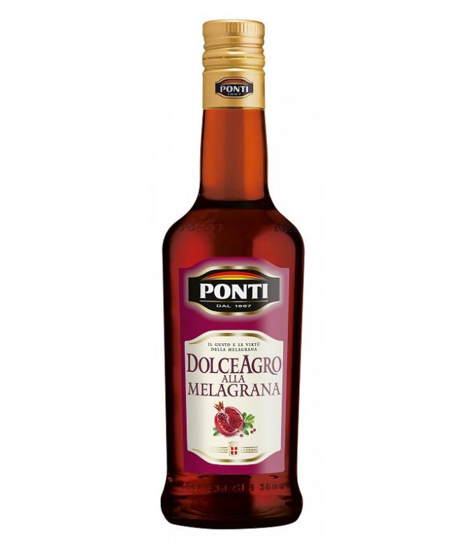 Ponti Dolceagro Vinagre Romã 500ml