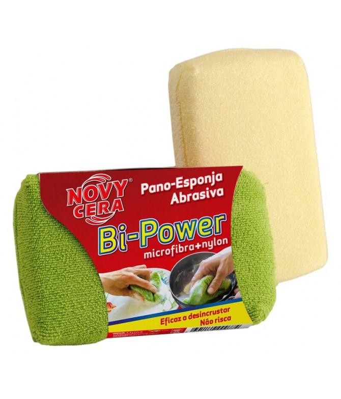 Novycera Paño-Esponja Bi-Power 1un T