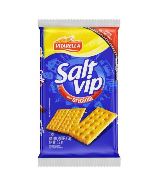 Vitarella Salt Vip Cracker 156gr T