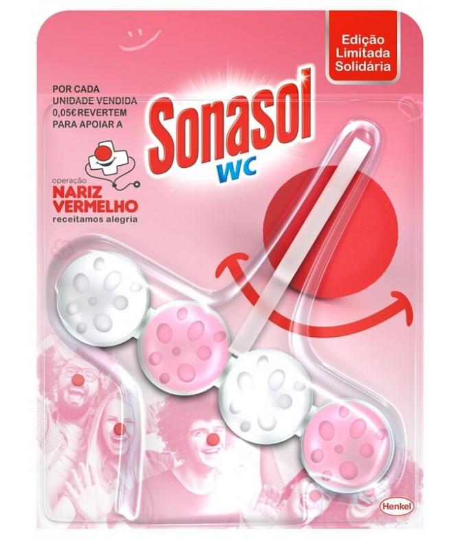 Sonasol WC Edición Limitada Operação Nariz Vermelho 1un T