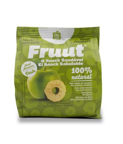 Fruut Snack Chips de Maçã Verde 100%