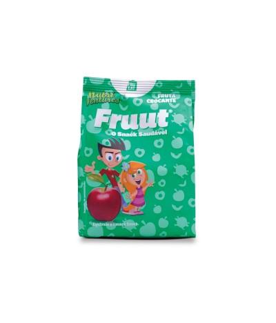 Fruut Snack Chips 100% Maçã Nutriventures 20gr