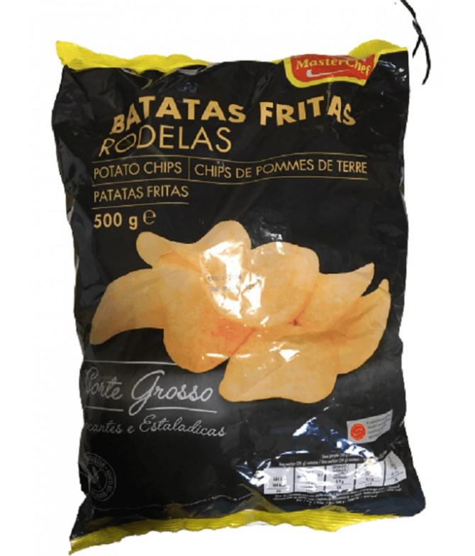 Masterchef Batata Frita Corte Grosso 500gr