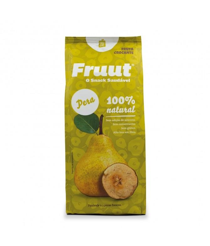 Fruut Snack Chips 100% Pêra 60gr