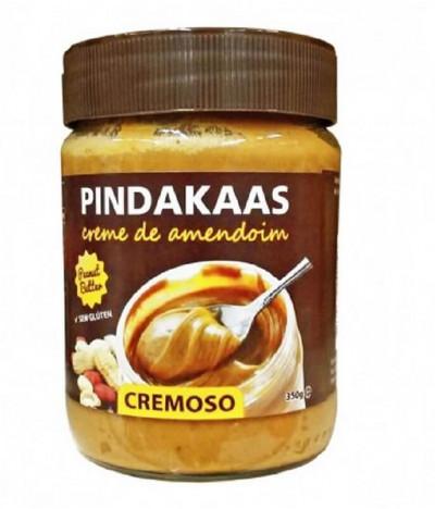 Pindakaas Mantequilla Cacahuete Cremosa 350gr T