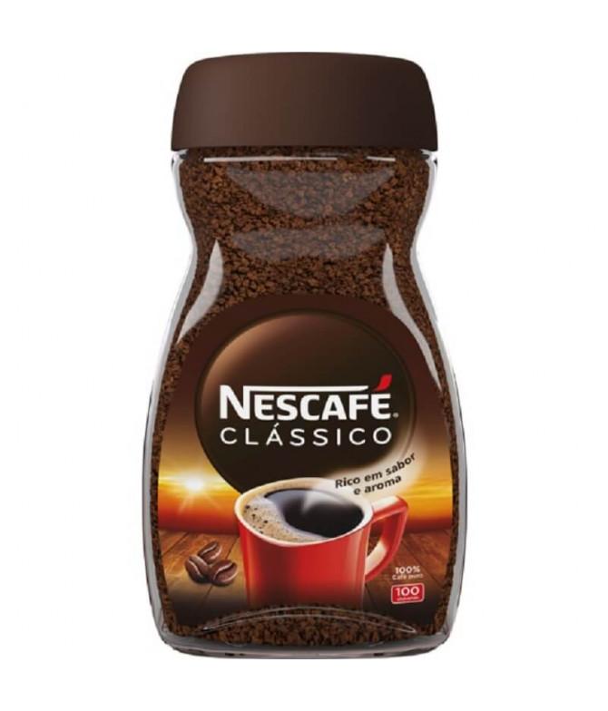 Nescafé Clássico Café Solúvel 200gr