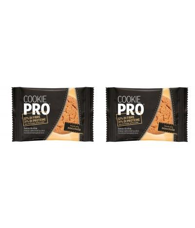 PACK 2 Bolachas de Avelãs Cookie Pro SEM GLÚTEN