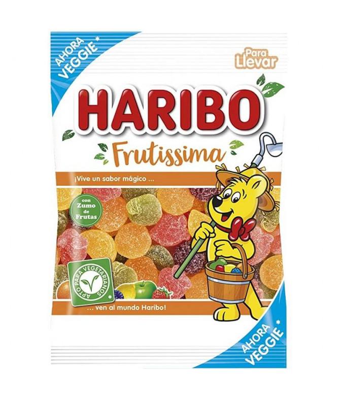 Haribo Gomas Frutissima 100gr