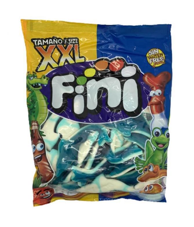 Fini Gomas Golfinho Azul XXL 1Kg T