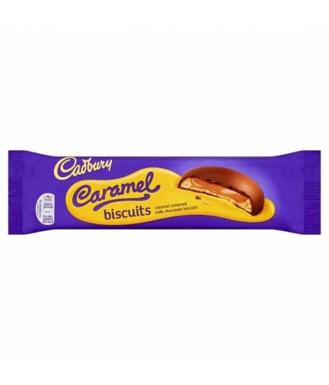 Cadbury Galleta Caramelo 130gr T