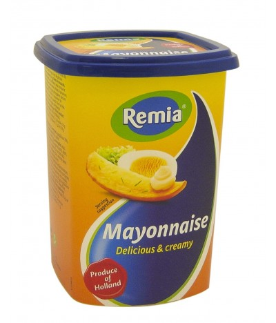 Maionese Remia 600 ml