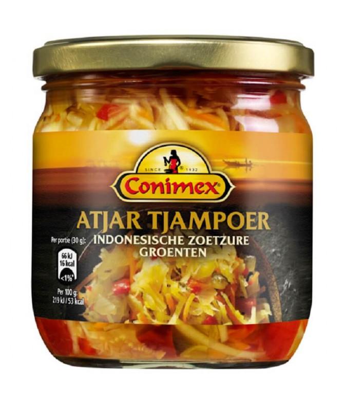 Conimex Pickles Atjar Tjampoer 410gr