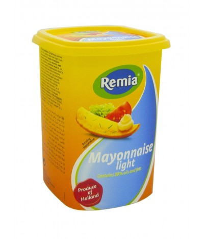 Maionese Remia Light 600 ml