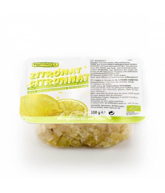 Rapunzel Piel Limón Cristalizada 100gr T