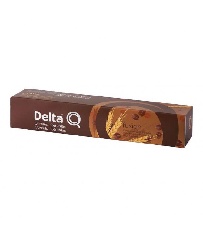 Delta Q Fusion Cereais 10un