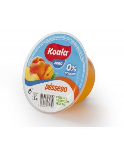 Gelatina de Origen Vegetal 0% Azúcar de Melocotón Koala